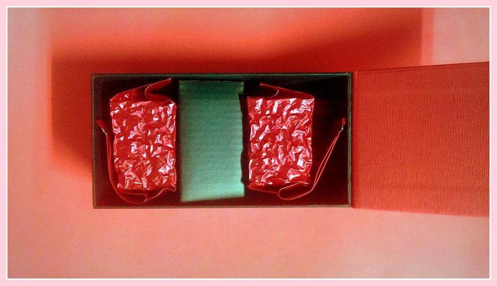 春節限量禮盒阿里山紅茶